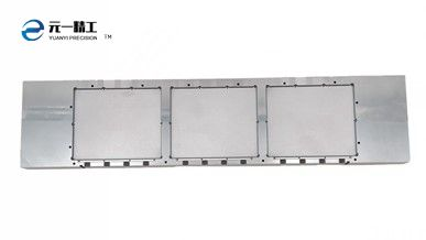 QFN package mold insert