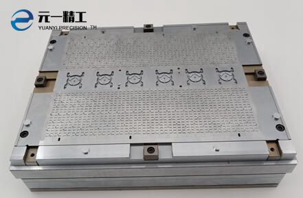 SOT mold for semiconductor packaging